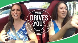 What drives WWE Chief Brand Officer Stephanie McMahon? | What Drives You