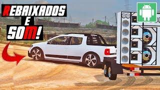 Top 5 Melhores Jogos de Carros Rebaixados para Android com oficina e Som Automotivo!