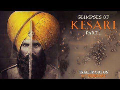 Kesari trailer