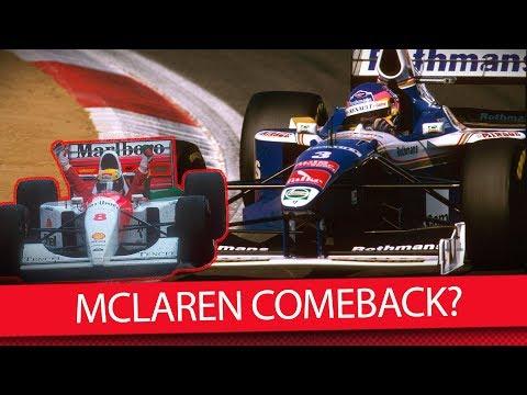 Finden McLaren & Williams zurück an die Spitze? - Formel 1 2019 (Q&A)