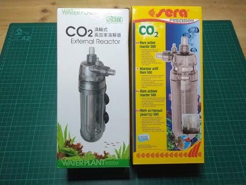 Comparativa De Reactores Para CO2: SERA Vs. ISTA