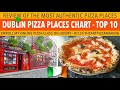 Pizza Places in Dublin - Best And Worst Places Pizzeria Chart - TOP 10
