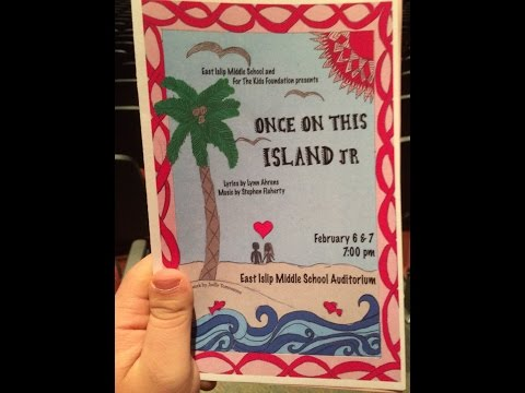 Once On This Island Jr- East Islip Middle School Musical 2015