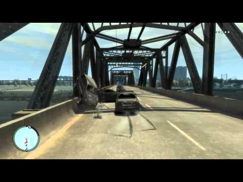 Repeat GTA IV: Heavy Car Bridge of Death III by dawggg101