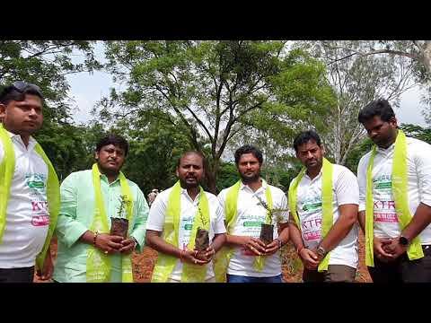 NRI TRS UK team participated in #mukkotivruksharchana -#KTRBirthday - 2