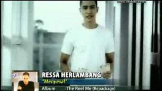 Download lagu Ressa Herlambang Menyesal MP3