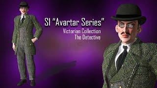 Sckript S1 Avatars , Victorian, detective
