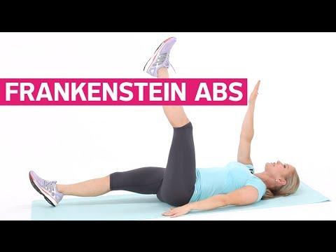 Frankenstein Abs