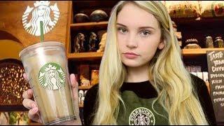 ASMR B*tchy Brittney Barista - Starbucks Roleplay