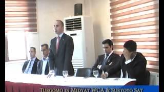 WCA & Suryoyo Sat Lecture in Midyat, Tur Abdin -- 27 May 2012