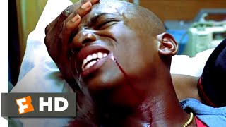Clockers (1995) - Coughing Up Blood Scene (4/10) | Movieclips