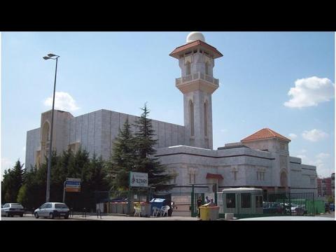 The Islamic Center in Madrid المركز الإسلامي بمدريد