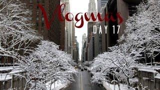 VLOGMAS DAY 17 - I HAVE ACUTE BRONCHITIS | MissFashioneda
