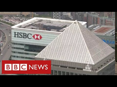 Leaked documents reveal UK banks helped fraudsters and money-laundering - BBC News