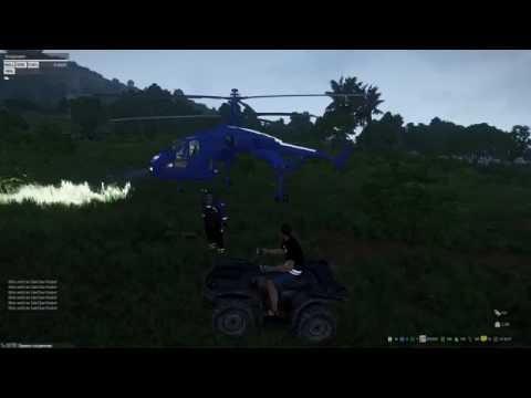 Arma 3 Tanoa Life RP - APEX HD (За кадром!)