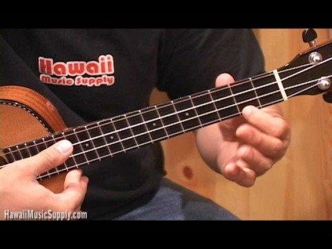 Ukulele Minor Chords - Ukulele Lessons 4 Free