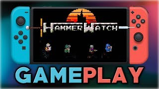 Hammerwatch | First 30 Minutes | Nintendo Switch