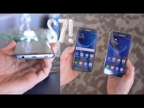 Galaxy S7 vs S7 Edge: 5 Things Before Buying!