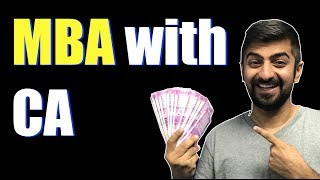 MBA With CA | What are the advantages of doing MBA after CA.