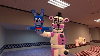 Gmod FNAF | New Funtime Freddy