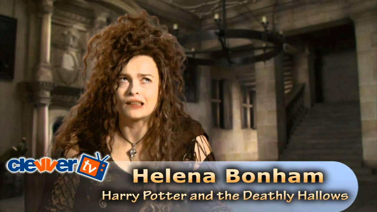 Helena Bonham Carter: ... Helena Bonham Carter Interview