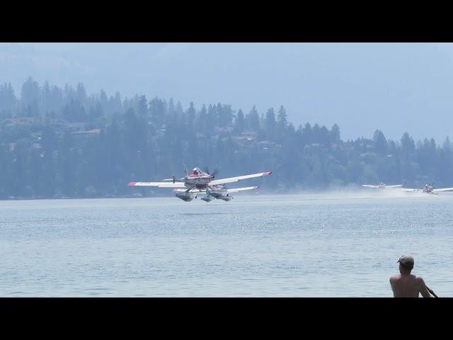 BC Firefighting Fireboss Air Fleet