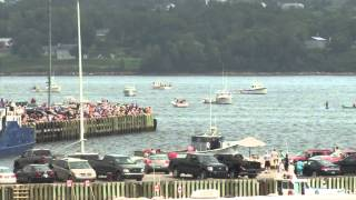 2013 Pictou Lobster Carnival Boat Race - July 6 2013