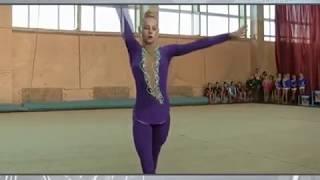 Кубок Харькова по художественной гимнастике Счастливое детство