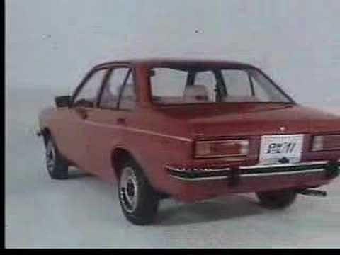 Saehan (Daewoo) Maepsy 1982 commercial (korea)
