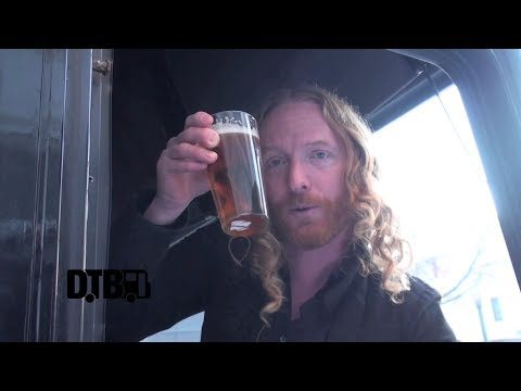 Dark Tranquillity / Mikael Stanne - BUS INVADERS Ep. 585