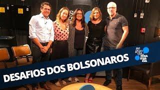 FLÁVIO E O COAF, BOLSONARO EM DAVOS E 10 YEAR CHALLENGE