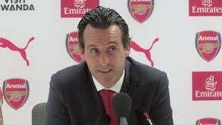Arsenal Vs Watford (2 - 0) Unai Emery Post match analysis