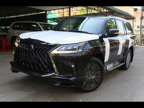 出售 Lexus Lx570 Black Edition S Kuro 2019 Youtube