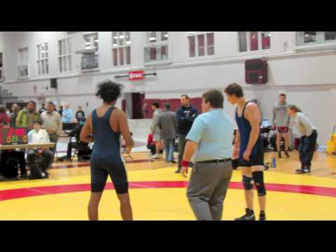 2012 McMaster Invitational: 82 kg Lyndon Smolander vs. Alex Low