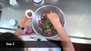 Table Talk- Albondigas Al Chipotle Meatballs