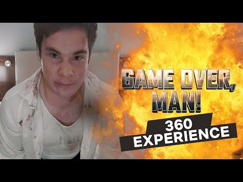 GAME OVER, MAN! - 360 VR Experience