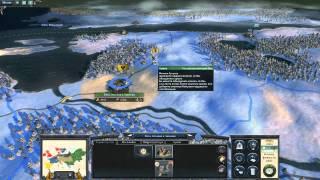 Война и Мир 7 серия. Прохождение Napoleon: Total War за Россию