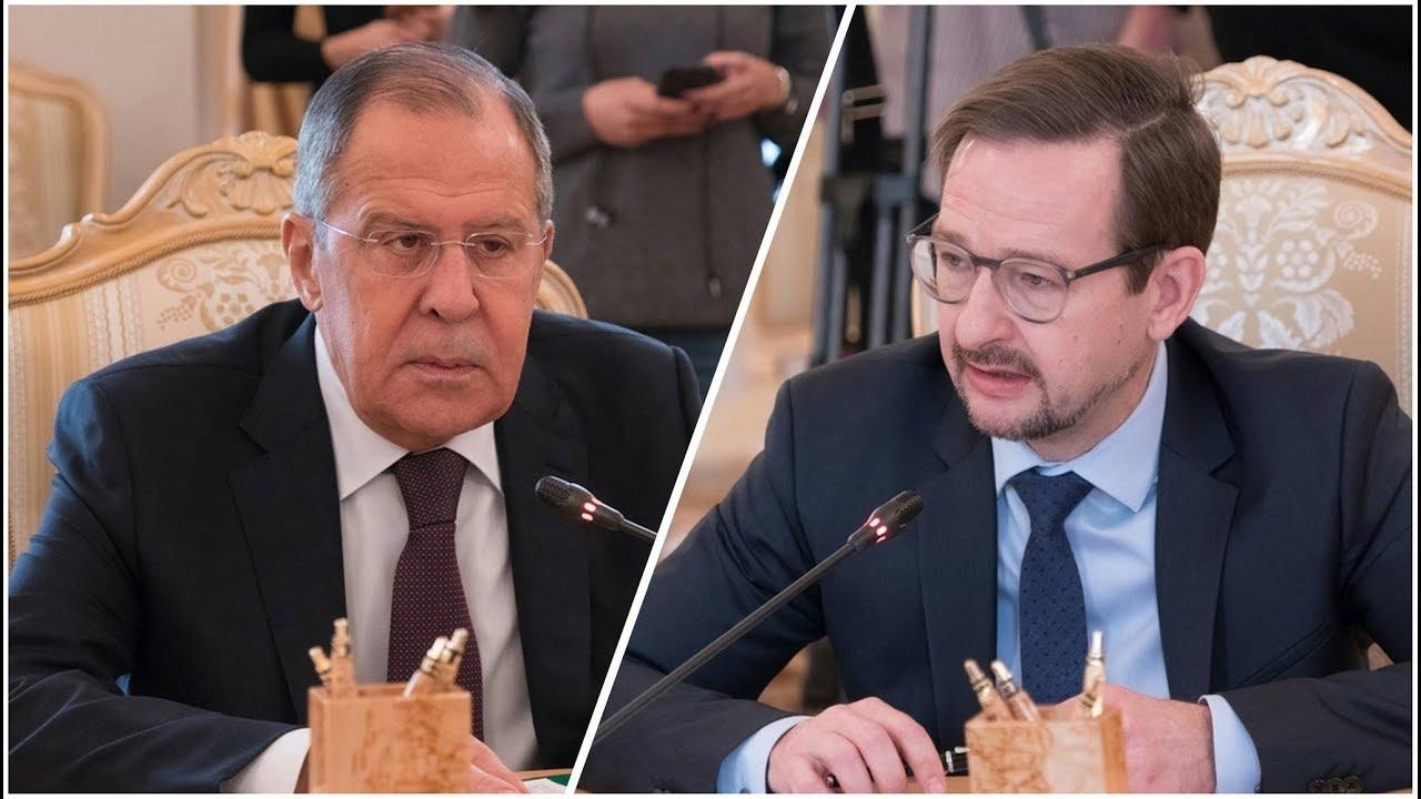 Переговоры С.Лаврова и Т.Гремингера