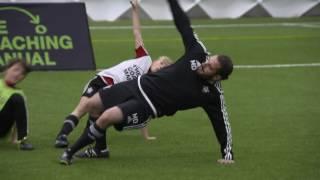 soccer activation exercise u6 u9