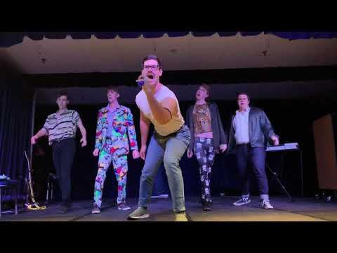 Phi Mu Alpha Sinfonia   Shepherd University Homecoming 2019   Lip Sync Battle