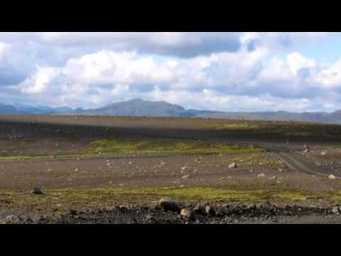 Mountainbiking in Iceland