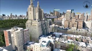 The Dakota, 1 West 72nd Street, New York, NY