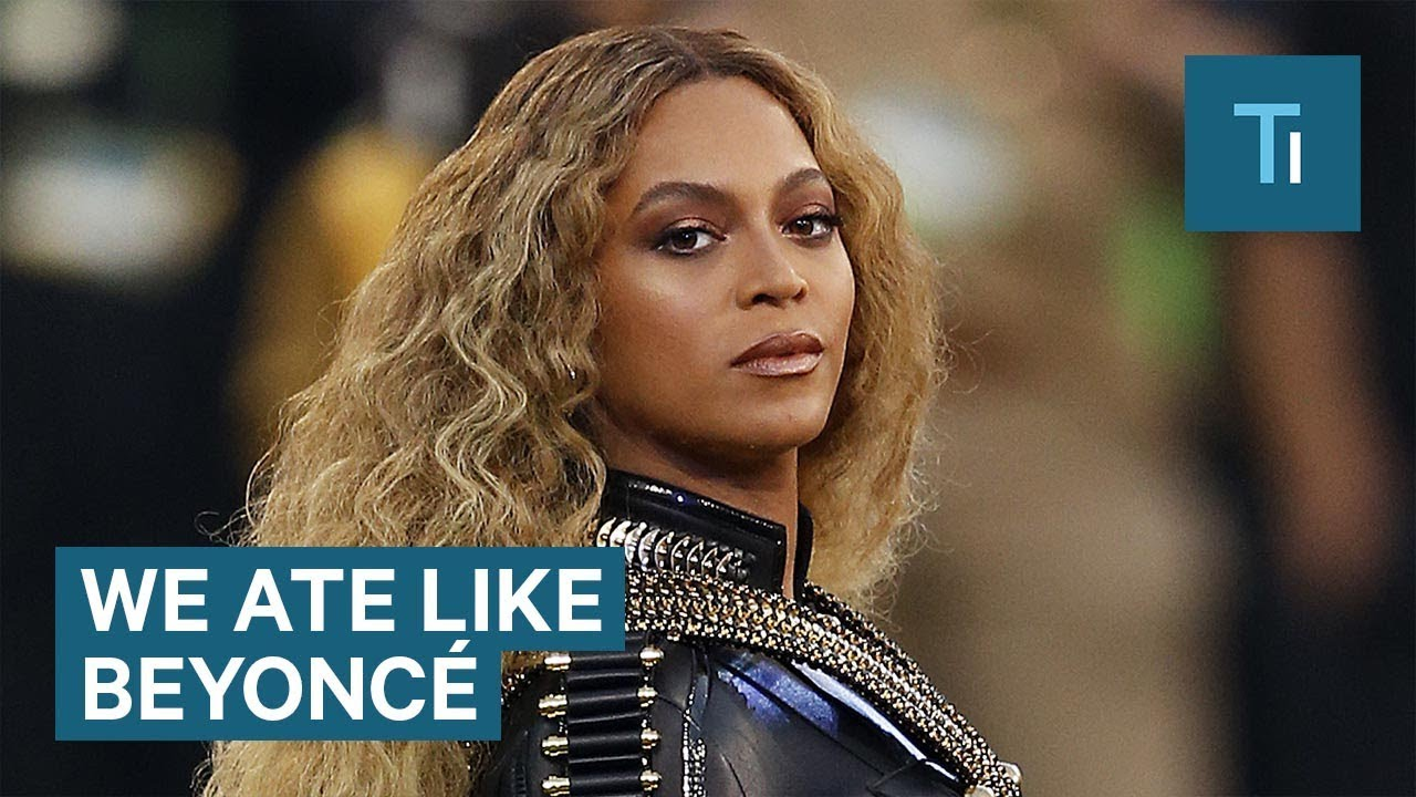 I tried out Beyoncés diet for one week and it was really doable forecast