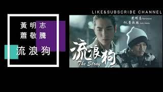 黃明志Namewee ft.蕭敬騰Jam Hsiao- 流浪狗 Liu Lang Gou (The Stray)(是誰擁抱我 誰說愛我 一輩子的承諾 )【拼音动态歌词Lyrics】
