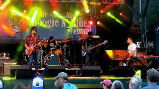 Davy Knowles Live @ The 22nd Annual White Mountain Boogie N' Blues Festival 8/17/18