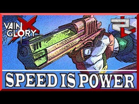 4.1 Vainglory 5v5 Ranked: Attack SPEED Gwen Crit Build