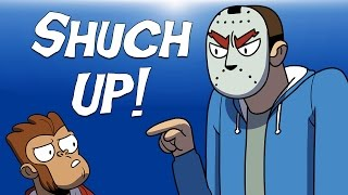 delirious animated ep 12 shuch up by pegbarians gta 5 clip