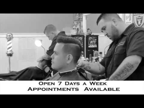 First Class Barbershop 1585 Clayton Road Concord, CA Bay Area Business Profile TV Commercial
