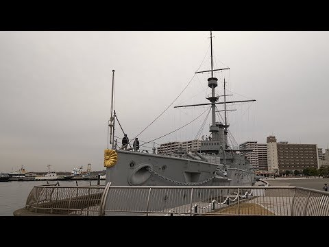 【4K】Evening walk in Yokosuka