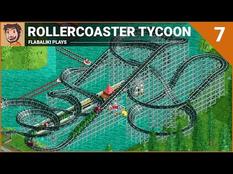 Let's Play - RollerCoaster Tycoon (Part 7)